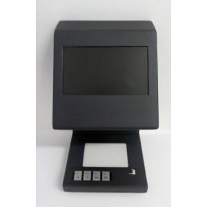 Verificatore banconote LCD 4 pollici - UV/IR/MG