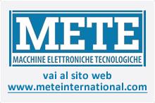 Vai al sito web www.meteinternational.com